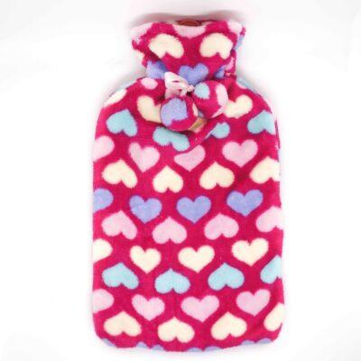 sıcak su torbası Kalpler